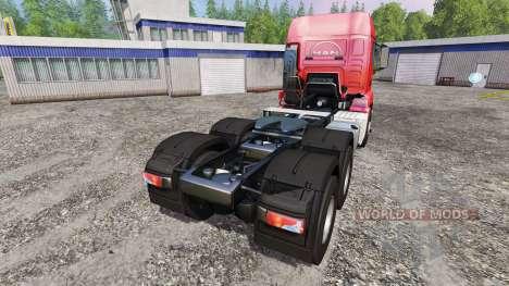 MAN TGS 18.440 6x4 für Farming Simulator 2015