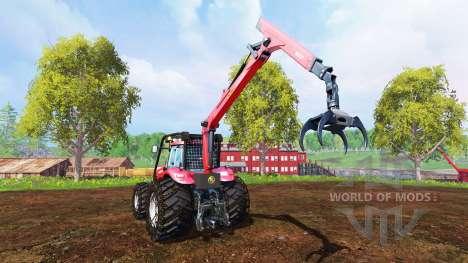 Case IH Magnum CVX 380 [forest] pour Farming Simulator 2015