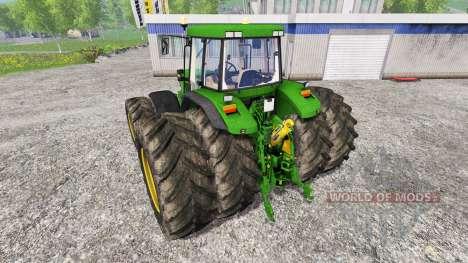 John Deere 7810 v2.1 für Farming Simulator 2015