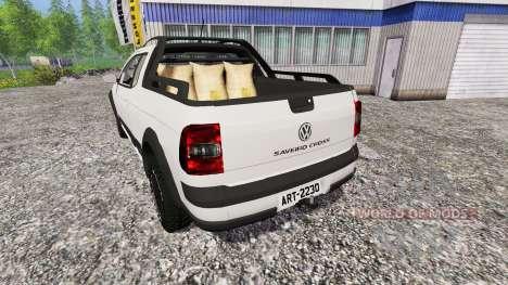 Volkswagen Saveiro G6 für Farming Simulator 2015