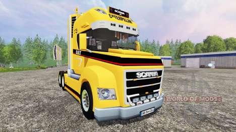 Scania STAX Concept 2002 pour Farming Simulator 2015