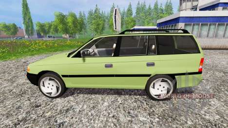 Opel Astra F Caravan [update] für Farming Simulator 2015