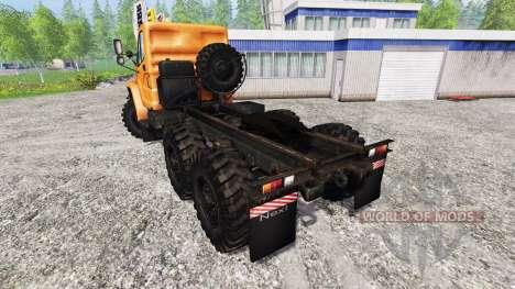 À Côté De L'Oural pour Farming Simulator 2015