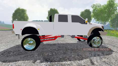 Ford F-450 4x4 2013 pour Farming Simulator 2015
