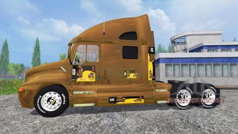 Kenworth T2000 [CAT] v2.0 pour Farming Simulator 2015