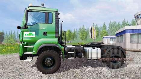 MAN TGS 18.440 [Landi] pour Farming Simulator 2015