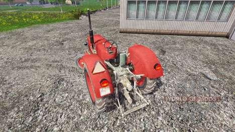 Zetor 5511 pour Farming Simulator 2015