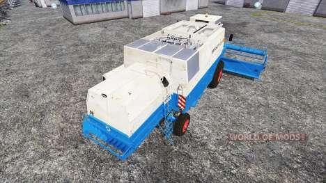 Fortschritt E 516 für Farming Simulator 2015
