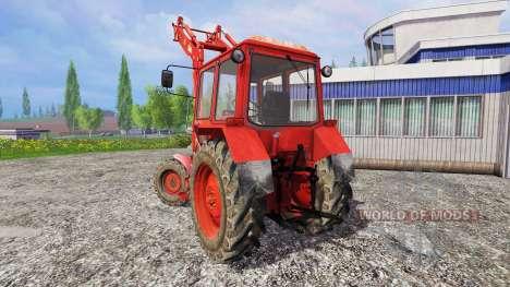 MTZ-82 pour Farming Simulator 2015