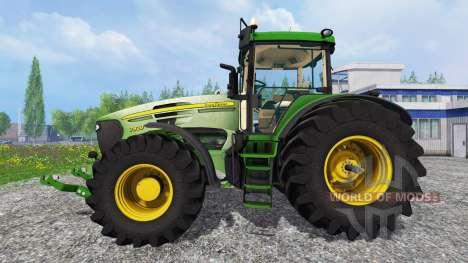 John Deere 7920 v1.0 für Farming Simulator 2015