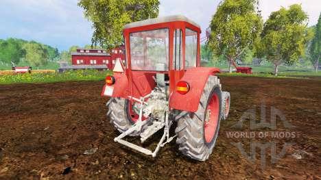 Zetor 4712 pour Farming Simulator 2015
