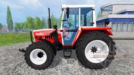 Steyr 8080A Turbo SK2 v1.0 pour Farming Simulator 2015