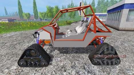 Polaris RZR XP 1000 [tracked] pour Farming Simulator 2015