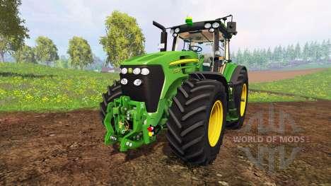 John Deere 7930 v4.0 für Farming Simulator 2015