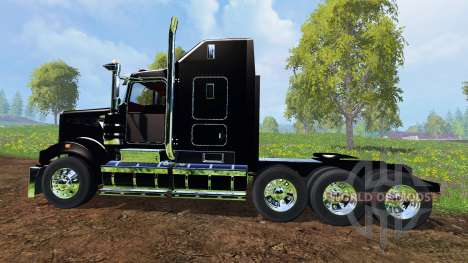 Kenworth T908 pour Farming Simulator 2015