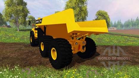 Volvo A40G 2014 v2.0 pour Farming Simulator 2015