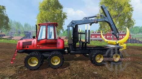 John Deere 1110D [red] für Farming Simulator 2015