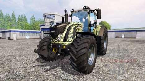 Fendt 927 Vario [camouflage] für Farming Simulator 2015