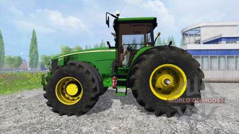 John Deere 8370R v1.3 für Farming Simulator 2015