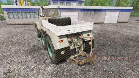 T-150K YAMZ-236 v1.1.2 pour Farming Simulator 2015