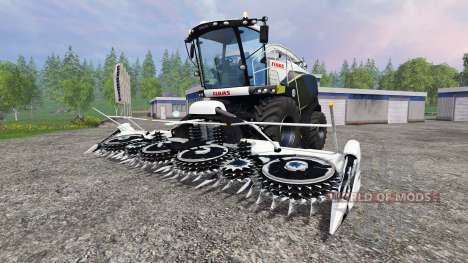 CLAAS Jaguar 870 [Black Edition] pour Farming Simulator 2015