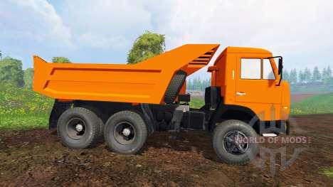 KamAZ-55111 v2.0 für Farming Simulator 2015