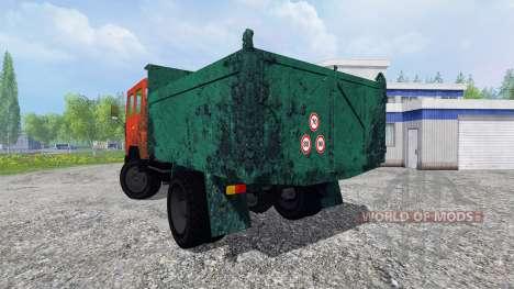 KAZ-608 Kolchis v2.1 für Farming Simulator 2015