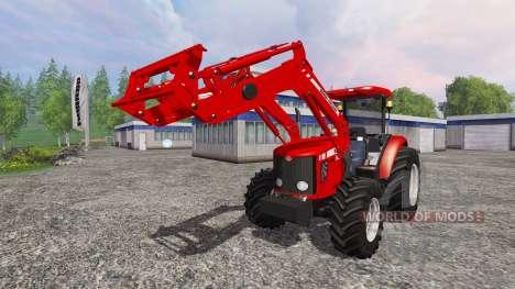Massey Ferguson 5445 FL [ensemble] pour Farming Simulator 2015