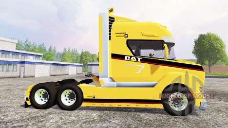 Scania STAX Concept 2002 für Farming Simulator 2015