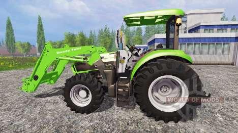 Deutz-Fahr 5250 TTV pour Farming Simulator 2015
