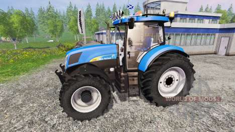 New Holland T7050 pour Farming Simulator 2015