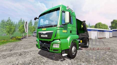 MAN TGS 18.440 [Gafner AG] für Farming Simulator 2015