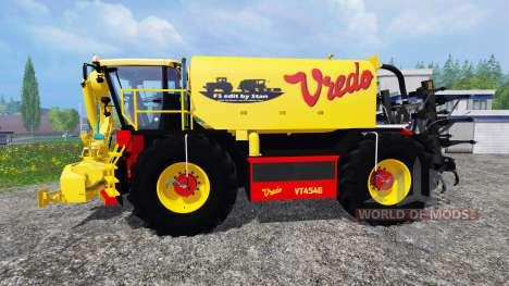 Vredo VT 4546 für Farming Simulator 2015