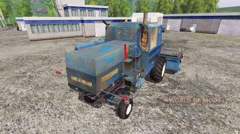 Bizon Z056 [blau] für Farming Simulator 2015
