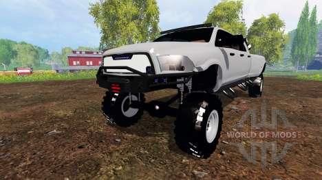 Dodge Ram Mega Runner v3.0 pour Farming Simulator 2015