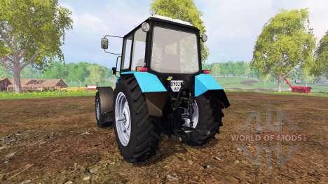 Belarus-1221 v2.0 [blue] für Farming Simulator 2015