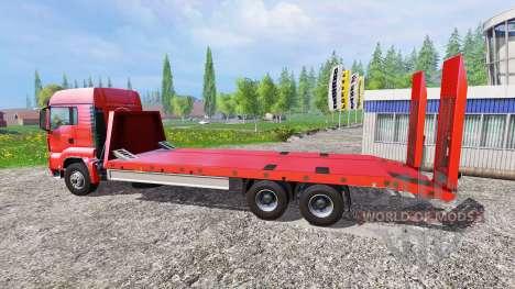MAN TGS 18.440 [plateau] für Farming Simulator 2015
