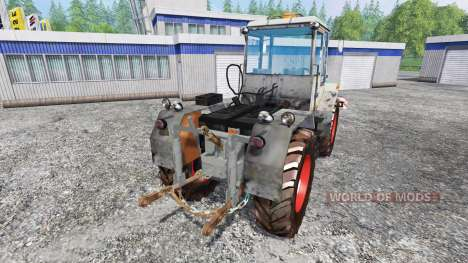 Skoda ST 180 v1.0 pour Farming Simulator 2015