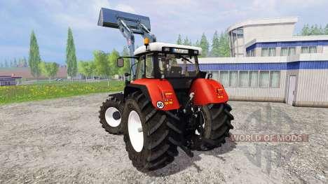 Steyr CVT 6195 pour Farming Simulator 2015