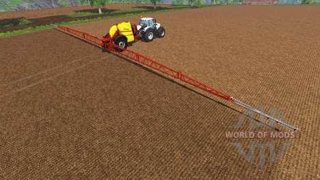 Kverneland Rau Phoenix В40 pour Farming Simulator 2015