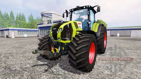 CLAAS Axion 850 v1.2 für Farming Simulator 2015