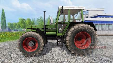 Fendt 611 LSA Turbomatic [forestry edition] pour Farming Simulator 2015