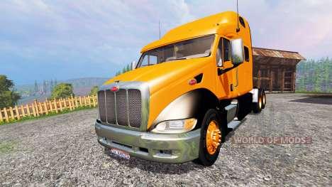 Peterbilt 387 [roadtrain] für Farming Simulator 2015