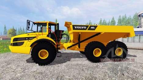 Volvo A40G 2014 pour Farming Simulator 2015