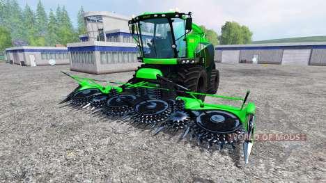 CLAAS Jaguar 870 [multicolor multifruit] v3.1 für Farming Simulator 2015
