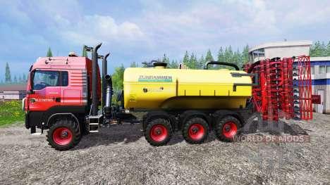 MAN TGS 18.440 [liquid manure] pour Farming Simulator 2015