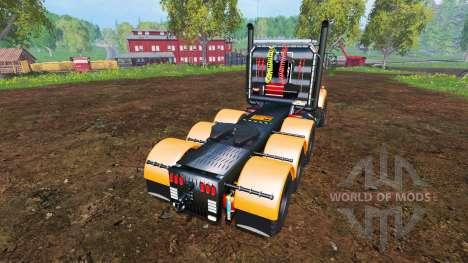 Kenworth T800 v1.0 pour Farming Simulator 2015