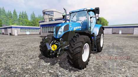 New Holland T7.185 für Farming Simulator 2015