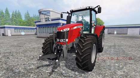 Massey Ferguson 6613 pour Farming Simulator 2015