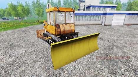 DT-75ML für Farming Simulator 2015